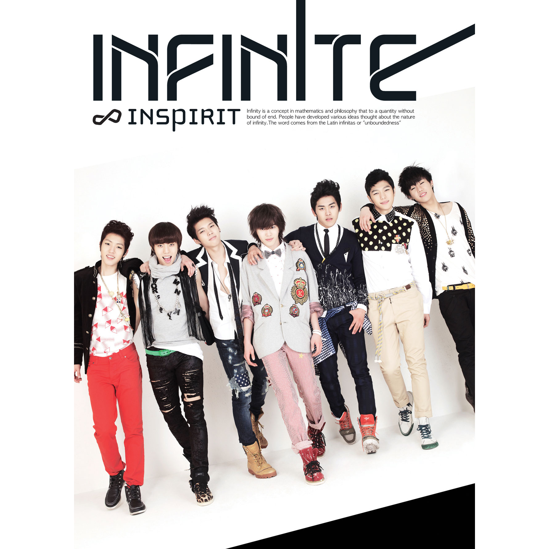 Infinite  Site for Hangeul, Romanization lyrics, and Download link